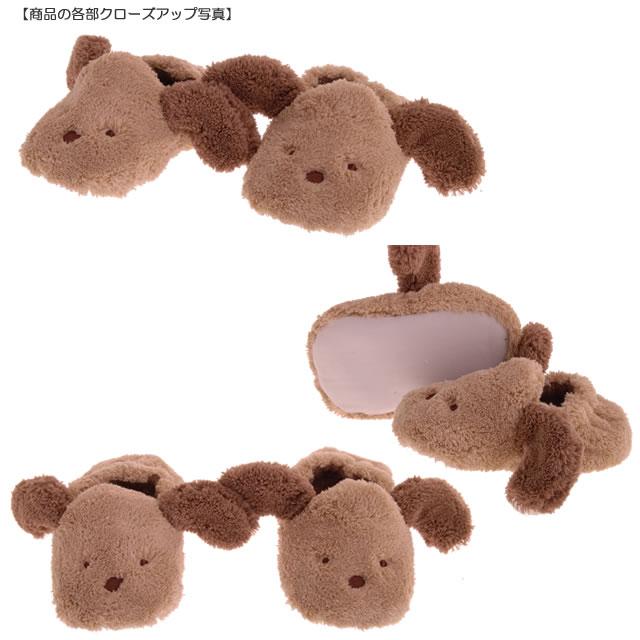 goldbug アニマルスリッパ (クマ)